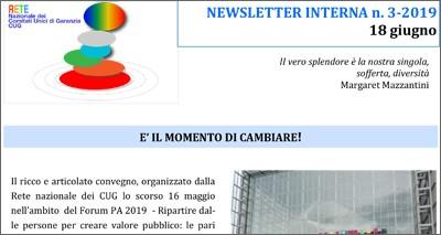 Newsletter 03/2019