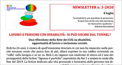 Newsletter 03/2020