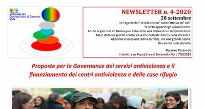 Newsletter 04/2020