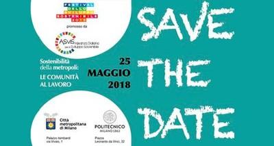 Festival dello Sviluppo Sostenibile 2018
