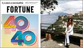 FORTUNE Magazine Maria Laura Di Somma