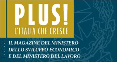 PLUS! online il nuovo numero del magazine multimediale
