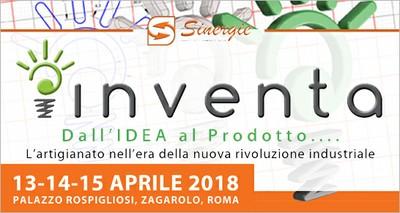 """ENEA a """"INVENTA"""" il Salone della Scienza e dell'Invenzione"""