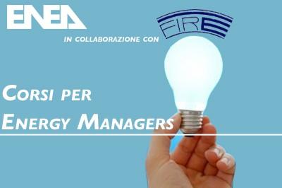 Corsi di formazione e aggiornamento professionale per energy manager