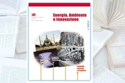 On line il numero 4/2014 di Energia, Ambiente e Innovazione