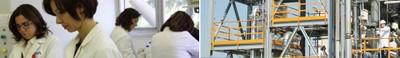 Banner Laboratori e impianti