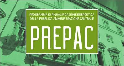 Disponibili  le Linee guida  per presentare  i Progetti di  Riqualificazione Energetica degli edifici della Pubblica Amministrazione Centrale (PREPAC)