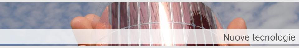 Banner homepage Nuove tecnologie