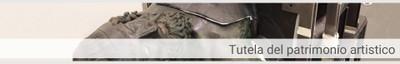 Banner Tutela del patrimonio