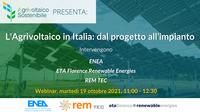 Agrivoltaico in Italia, dal progetto all'impianto