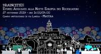 Braincities | La Notte Europea dei Ricercatori a Matera