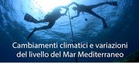 Cambiamenti climatici e variazioni del livello del Mar Mediterraneo