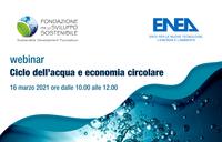 Ciclo dell'acqua e economia circolare