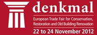 Denkmal - European Trade Fair for Conservation, Restoration and Old Building Renovation