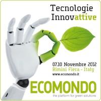 ECOMONDO: La 16ma fiera internazionale del recupero di materia ed energia e dello sviluppo sostenibile.
