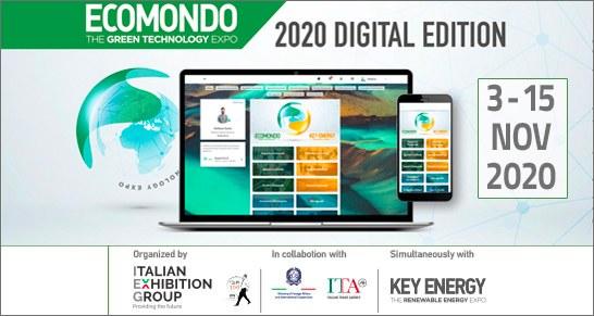 Save the date! Ecomondo e Key-Energy tornano in sicurezza