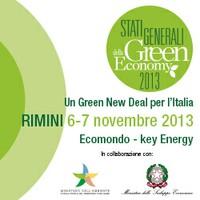 Gli Stati Generali della Green Economy a Ecomondo