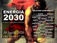 Energia 2030: il futuro energetico italiano