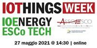 VII ESCo Tech Forum 2021 | Recovery Plan e sviluppi tecnologici per accelerare gli investimenti in efficienza energetica