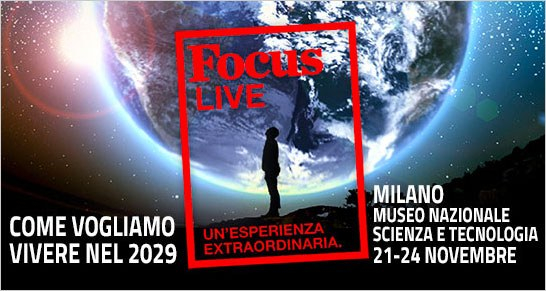 Focus Live | Come vogliamo vivere nel 2029