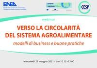 Verso la circolarità del sistema agroalimentare: modelli di business e buone pratiche