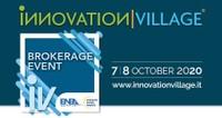 Virtual Brokerage Event@Innovation Village 2020