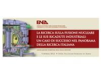 La ricerca sulla fusione nucleare e le sue ricadute industriali: un caso di successo nel panorama della ricerca italiano
