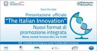 The Italian Innovation | Nuovi format di promozione integrata