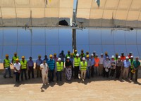 Multipurpose application of CSP Conference and MATS Plant – Opening Ceremony