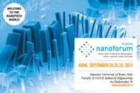 NANOFORUM 2012