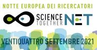 Save the date! Notte europea dei ricercatori 2021 – PROGETTO NET scieNcETogether