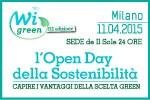 L'Open Day della Sostenibilità | capire i vantaggi della scelta green