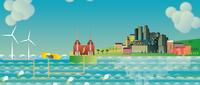 Energie Rinnovabili Marine: Progresso tecnologico, prospettive e trend nel mercato delle tecnologie pulite