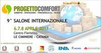 Progetto Comfort 2017   Salone Internazionale dedicato ai Sistemi Energetici, alle Tecnologie per l'Ambiente, alle Eco Costruzioni e all'Impiantistica Civile ed Industriale