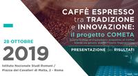 Caffè espresso tra tradizione e innovazione: il Progetto Cometa