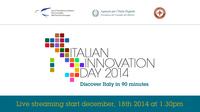 Italian Innovation Day: l'Italia che guarda al futuro va in scena in Europa