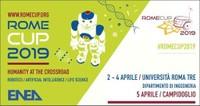 Rome Cup 2019 | La Robotica ENEA al servizio della Qualità della Vita e dell'Inclusione Sociale