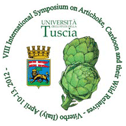 VIII International Symposium on Artichoke, Cardoon and their Wild Relatives