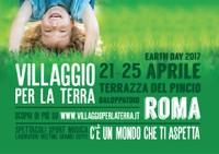 """Earth Day 2018: """"Villaggio per la Terra"""""""
