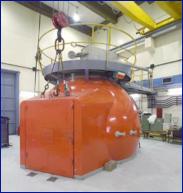 Il reattore di ricerca TAPIRO