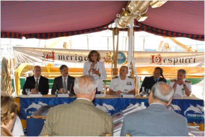 La Presidente di Marevivo: Rosalba Giugni