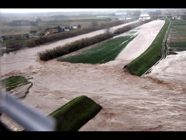 Alluvione Toscana