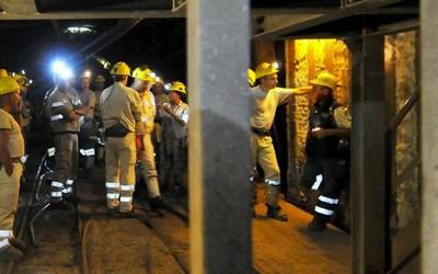 minatori del Carbosulcis