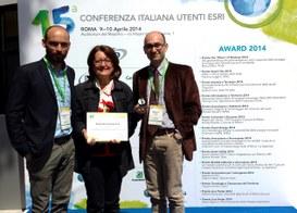 "Premio ""GREEN ENERGY 2014"" foto1"