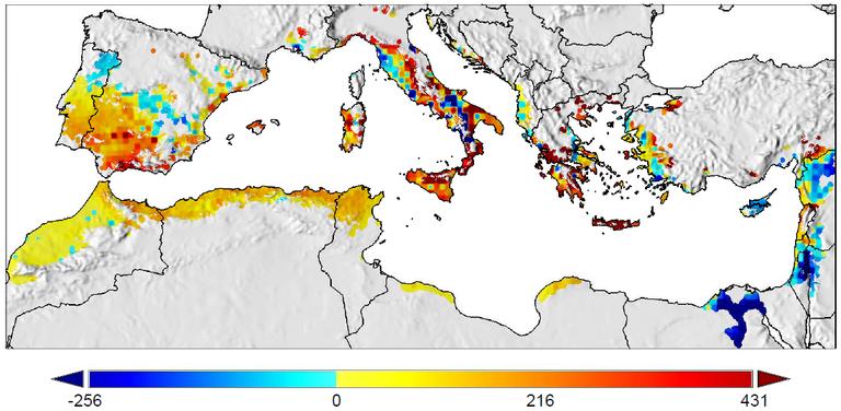 Cambiamenti climatici e olio di oliva