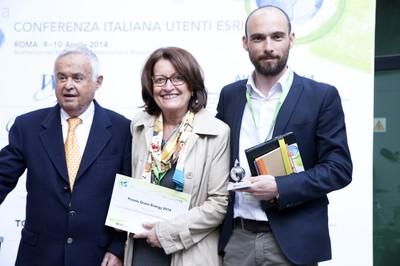 "Premio ""GREEN ENERGY 2014"" foto2"
