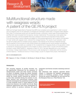 Multifunctional structure