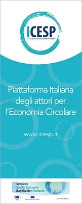 ICESP - Piattaforma Italiana degli attori per l'Economia Circolare