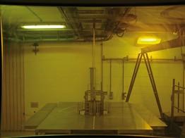 Piattaforma posizionamento campioni