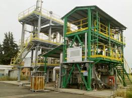 Impianti di gassificazione delle biomasse